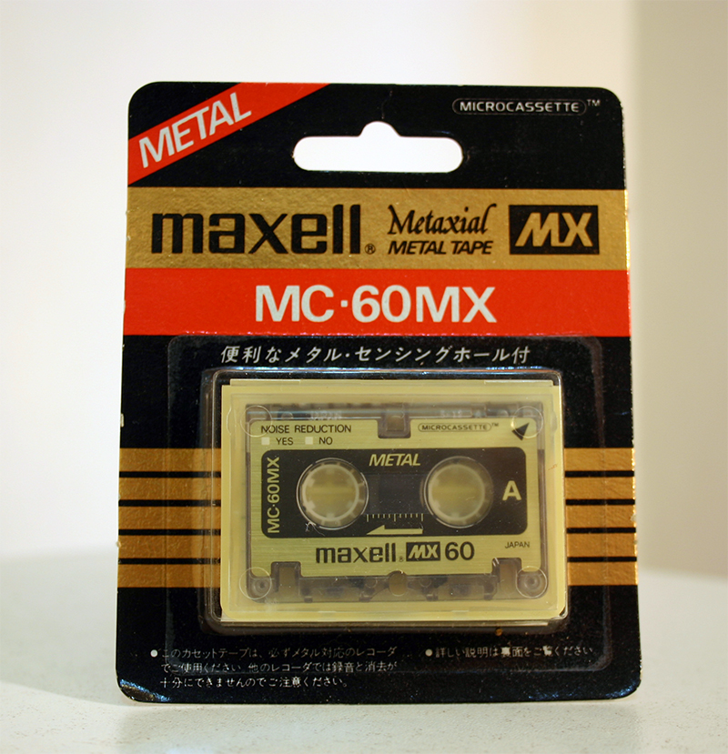MAXELL MC-60MX METAXIAL